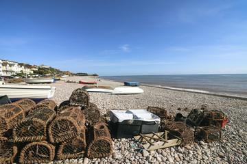 Budleigh Salterton Beach