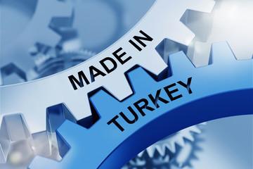 MADE IN TURKEY - Cogwheels