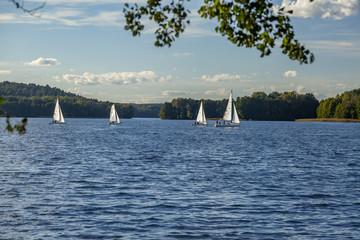 Jezioro Ukiel - Olsztyn