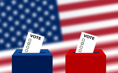 United States elections. US midterm elections 2018: the race for Congress. Elections to US Senate in 2018.