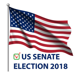2018 United States elections. US midterm elections 2018: the race for Congress.