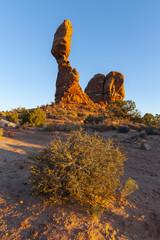 Balanced Rock, Arches NP, Utah