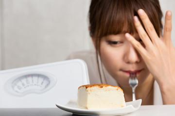 ダイエット・ケーキの誘惑