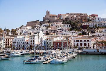 Ibiza ed il suo porto