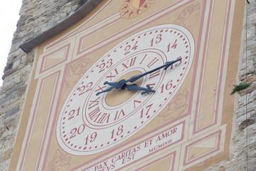 orologio campanario
