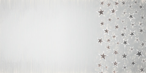 abstract decorative starfield illustration backdrop