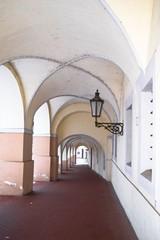 archway in prague