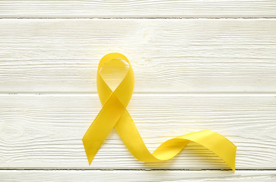 Multi meaning symbolic ribbon loop to draw attention to health issues, common illnesses.