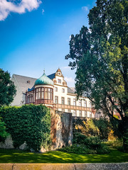 Shot of Darmstadt Palace-Museum Schlossmuseum