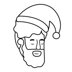head of man sleeping avatar character