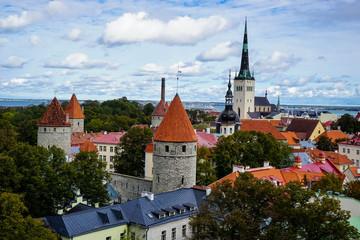 Tallinn Old Town UNESCO World Heritage Site
