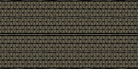 Tribal pattern vector. Seamless ethnic handmade with stripes vector illustration.