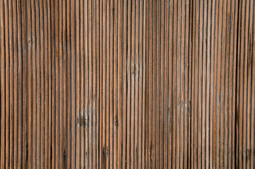 Rough texture of an old wooden door.