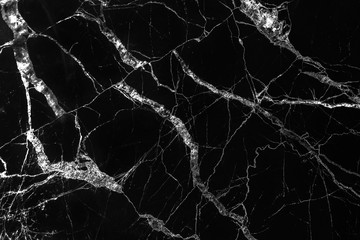 Black marble texture patterns abstract background