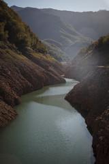 lago artificiale di Vagli