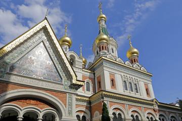 Fotomurales - Kirche St. Nikolaus, Wien