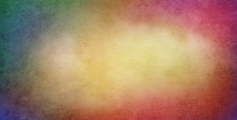 Colorful grunge background. Copy space