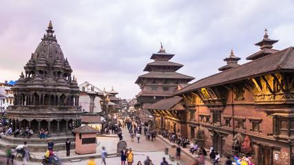 Nepal temple patan