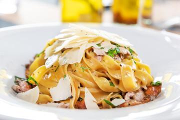 Tasty pasta