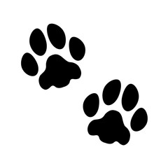 Vektor Pfoten Hund/Katze