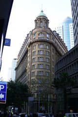 Building in the Heart of Sydney