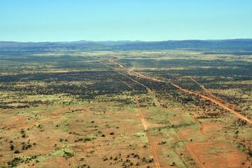 Keuken foto achterwand Oceanië Australia, NT, Alice Springs, outback