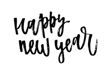 slogan New Year phrase graphic vector Print Fashion lettering calligraphy