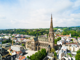 Linz New Cathedral, Austria
