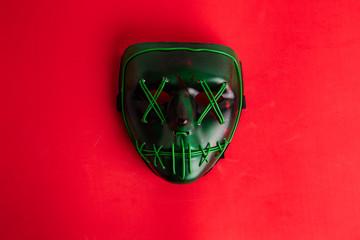 horror mask for halloween