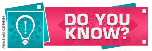 Do You Know Pink Turquoise Cir...