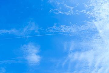 day air bright blue