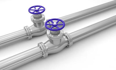 vanne tuyau pipeline conduite industrie