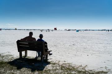 Siesta Key Beach, Sarasota Florida USA