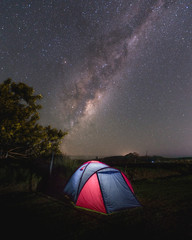 Milkyway Africa tree camping