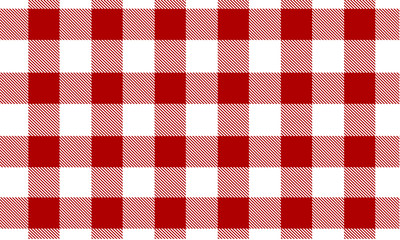 picnic geometric pattern