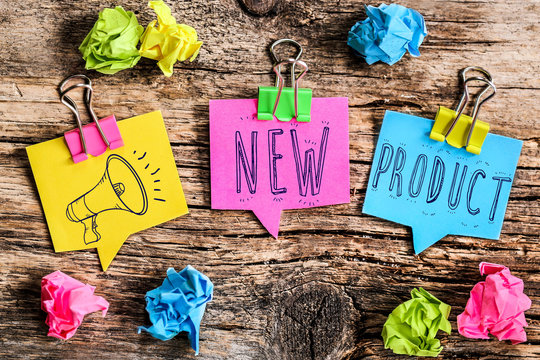 Post-it note : new product