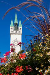 Stadtturm Straubing / Niederbayern
