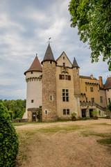 Le Château d'Aulteribe à Sermentizon