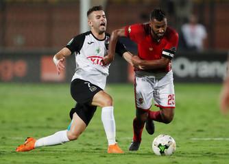 CAF Champions League - Semi Final - First Leg - Al Ahly vs ES de Setif