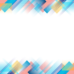 Abstract color modern background. illustrator vector.