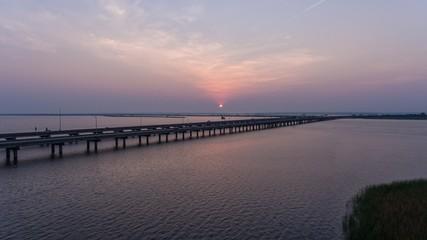 Mobile Bay sunrise