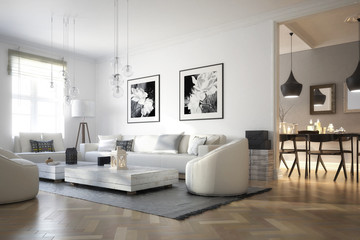 Room design: Apartment 03