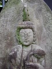 路傍の石仏