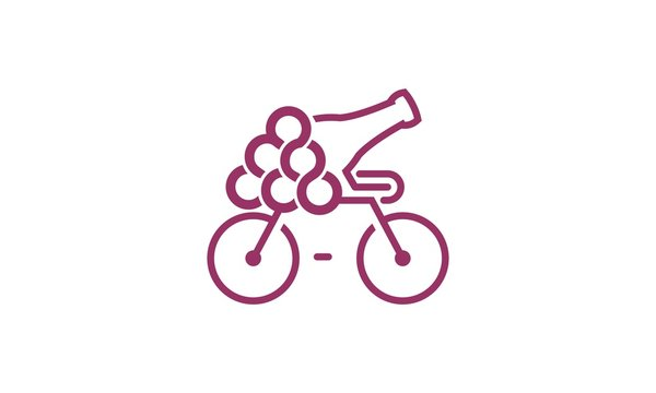 bicycle wine