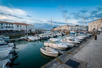 Saint Martin de Ré - Port