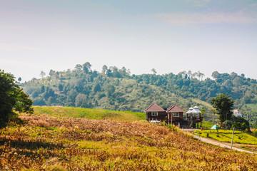 landscape in Nakhonratchasima