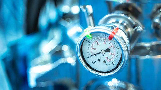 Pressure Measurement Panel