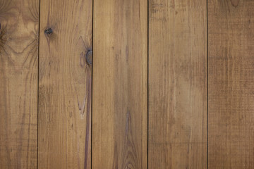 Wooden floor with brown floor Board texture