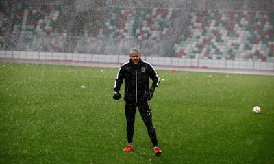 Soccer Football - Europa League - PAOK FC training session