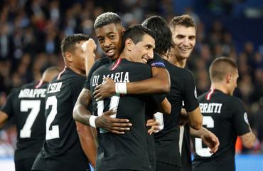 Champions League - Group Stage - Group C - Paris St Germain v Crvena Zvezda